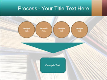 Thick Books PowerPoint Templates - Slide 93