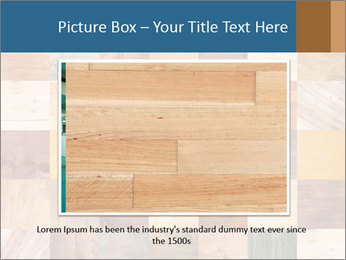 Wooden Mosaic PowerPoint Template - Slide 15