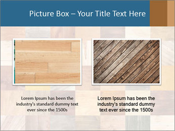 Wooden Mosaic PowerPoint Template - Slide 18