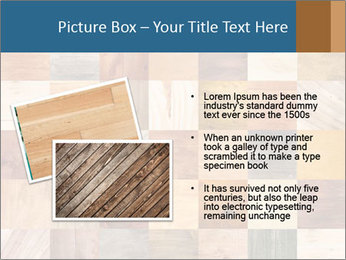 Wooden Mosaic PowerPoint Template - Slide 20