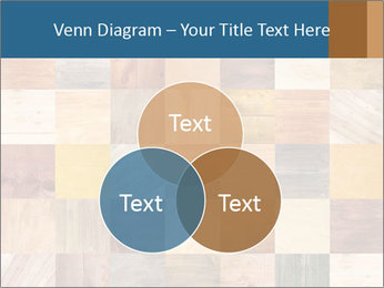 Wooden Mosaic PowerPoint Template - Slide 33