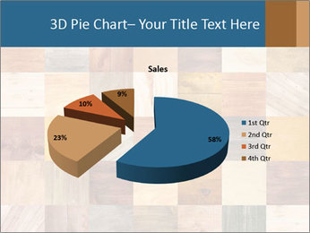 Wooden Mosaic PowerPoint Template - Slide 35