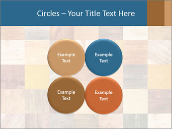 Wooden Mosaic PowerPoint Template - Slide 38