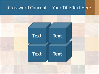 Wooden Mosaic PowerPoint Template - Slide 39