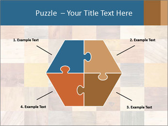 Wooden Mosaic PowerPoint Template - Slide 40