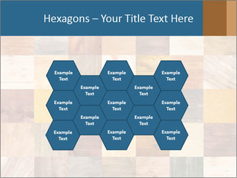 Wooden Mosaic PowerPoint Template - Slide 44
