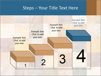 Wooden Mosaic PowerPoint Template - Slide 64