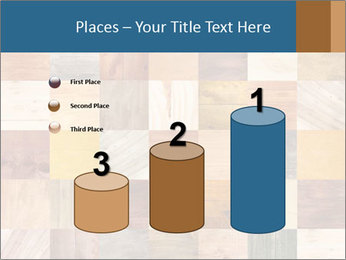 Wooden Mosaic PowerPoint Template - Slide 65