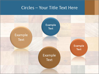 Wooden Mosaic PowerPoint Template - Slide 77