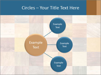 Wooden Mosaic PowerPoint Template - Slide 79