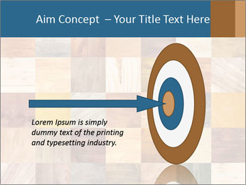 Wooden Mosaic PowerPoint Template - Slide 83
