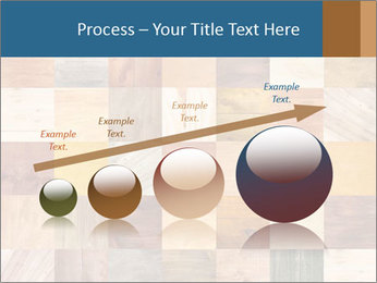 Wooden Mosaic PowerPoint Template - Slide 87