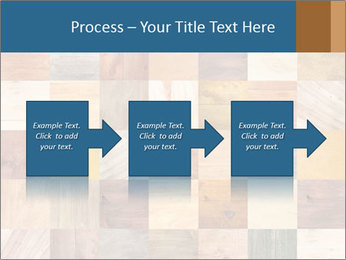 Wooden Mosaic PowerPoint Template - Slide 88