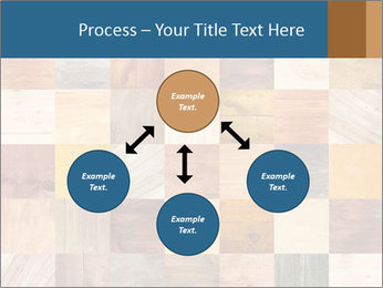 Wooden Mosaic PowerPoint Template - Slide 91