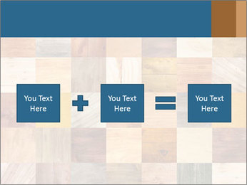 Wooden Mosaic PowerPoint Template - Slide 95