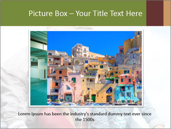 Friends Hanging Together PowerPoint Template - Slide 15