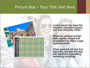 Friends Hanging Together PowerPoint Template - Slide 20
