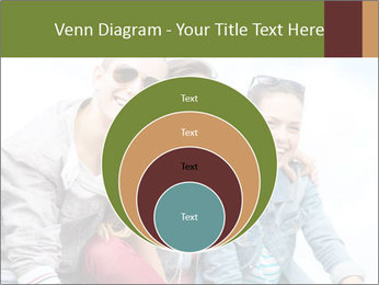 Friends Hanging Together PowerPoint Template - Slide 34