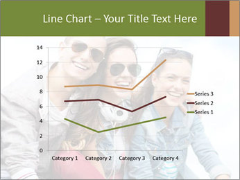Friends Hanging Together PowerPoint Template - Slide 54