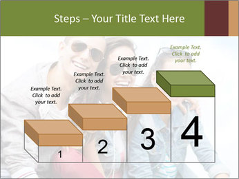 Friends Hanging Together PowerPoint Template - Slide 64