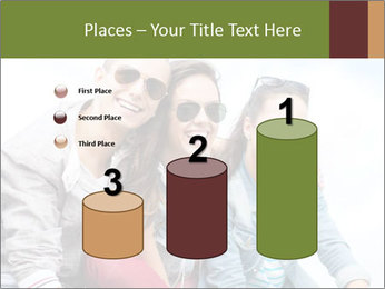 Friends Hanging Together PowerPoint Template - Slide 65