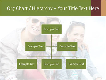Friends Hanging Together PowerPoint Template - Slide 66