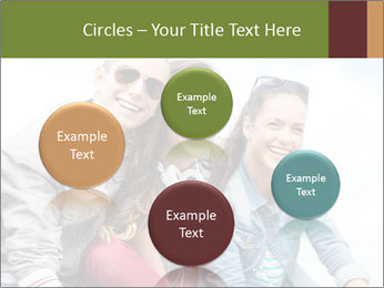 Friends Hanging Together PowerPoint Template - Slide 77