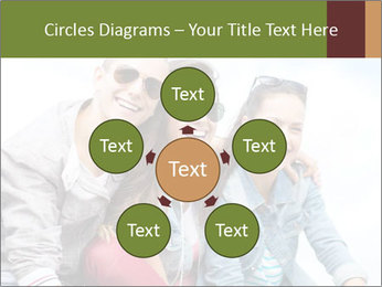 Friends Hanging Together PowerPoint Template - Slide 78