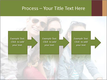 Friends Hanging Together PowerPoint Template - Slide 88