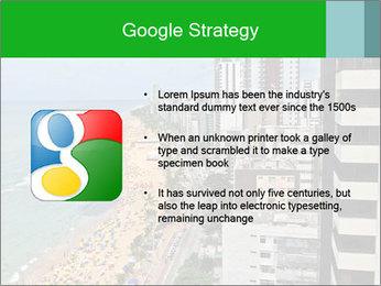 Brazilian Beach Panorama PowerPoint Template - Slide 10