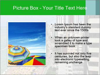 Brazilian Beach Panorama PowerPoint Templates - Slide 13
