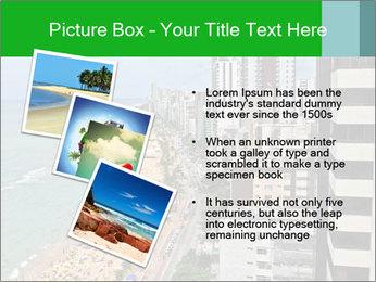 Brazilian Beach Panorama PowerPoint Template - Slide 17