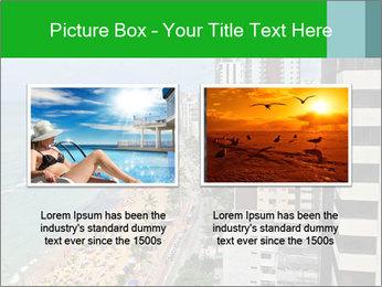 Brazilian Beach Panorama PowerPoint Template - Slide 18