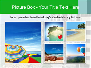 Brazilian Beach Panorama PowerPoint Template - Slide 19
