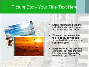 Brazilian Beach Panorama PowerPoint Template - Slide 20
