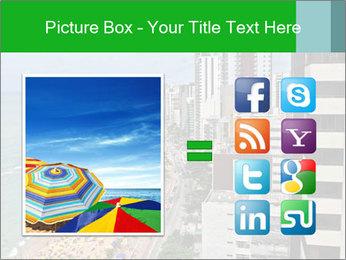 Brazilian Beach Panorama PowerPoint Templates - Slide 21