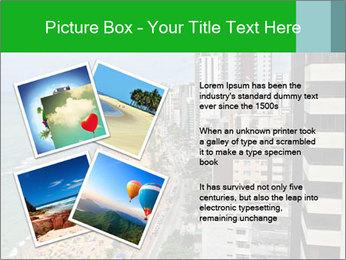 Brazilian Beach Panorama PowerPoint Template - Slide 23