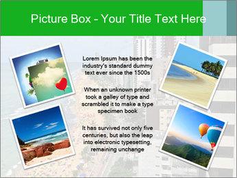 Brazilian Beach Panorama PowerPoint Template - Slide 24