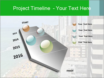 Brazilian Beach Panorama PowerPoint Templates - Slide 26