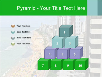 Brazilian Beach Panorama PowerPoint Template - Slide 31
