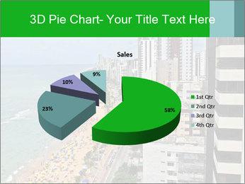 Brazilian Beach Panorama PowerPoint Template - Slide 35
