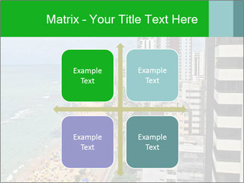 Brazilian Beach Panorama PowerPoint Template - Slide 37