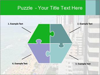 Brazilian Beach Panorama PowerPoint Template - Slide 40