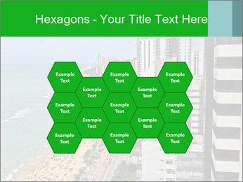 Brazilian Beach Panorama PowerPoint Templates - Slide 44