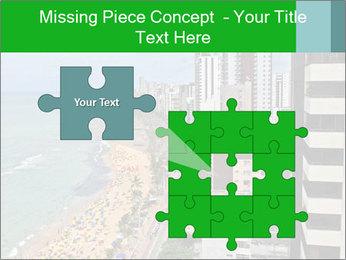 Brazilian Beach Panorama PowerPoint Template - Slide 45