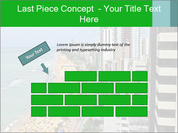 Brazilian Beach Panorama PowerPoint Template - Slide 46