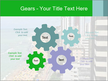 Brazilian Beach Panorama PowerPoint Template - Slide 47
