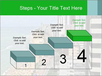 Brazilian Beach Panorama PowerPoint Templates - Slide 64