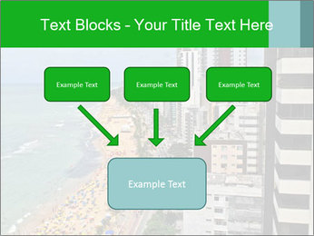 Brazilian Beach Panorama PowerPoint Template - Slide 70