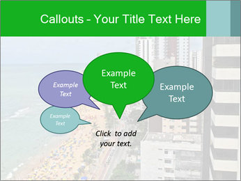 Brazilian Beach Panorama PowerPoint Templates - Slide 73